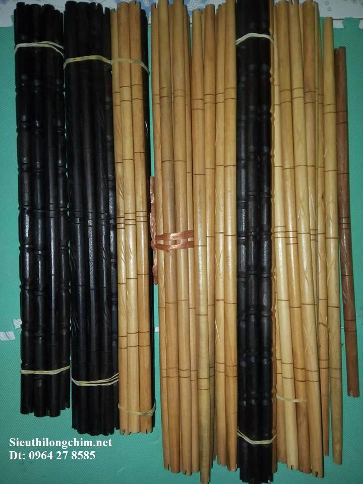 Cầu  thẵng gỗ các loại